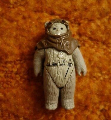 ORIGINAL 1983 Chief Chirpa Ewok-Star Wars:Return of the Jedi