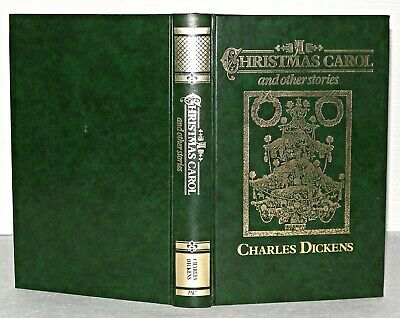 A Christmas Carol & Other Stories, Charles Dickens, Hardback, 1987, Facsimile