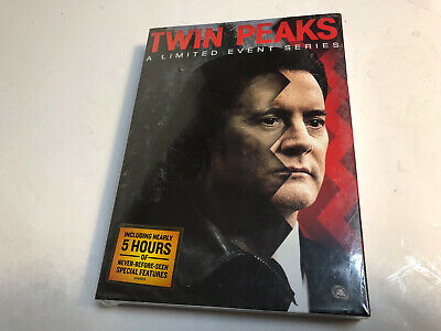 Twin Peaks: A Limited Event Series (DVD, 2017, 8-Disc Set)