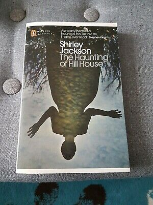 Shirley Jackson the haunting of hill house paperback book