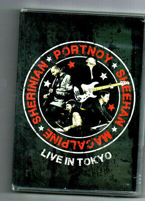 Portnoy/Sheehan/MacAlpine/Sherinian: Live in Tokyo (DVD, 2013) Dream Theater