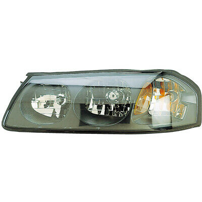 Left Side Headlight Embly For Chevy Impala 2000 2001 2002 2003 2004