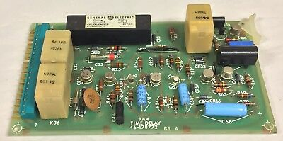 3A4 Time Delay Board 46-148772 G1 A for GE AMX 4 Portable X-Ray System