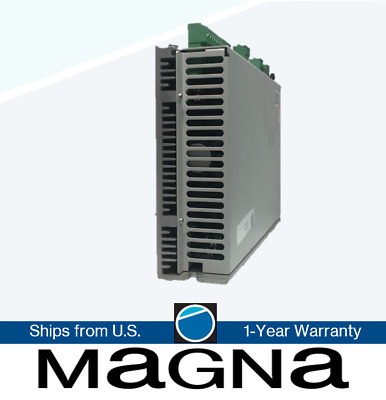 Indramat DKC02.1-040-7-FW Servo Amplifier with 1 Year Warranty; Ships Today