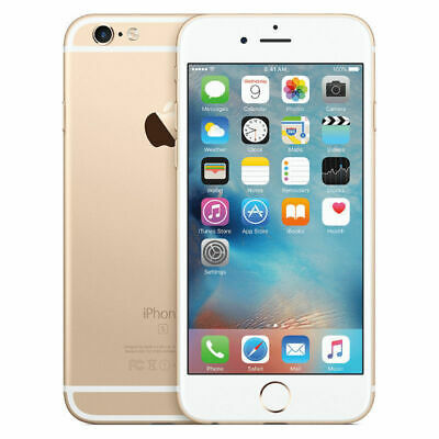 Apple iPhone 6S 64GB Rose Gold (GSM Unlocked) Smartphone