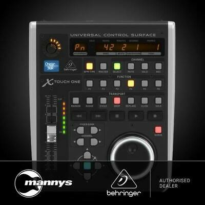 Behringer X-TOUCH ONE Universal Control Surface w/ Motorised Fader