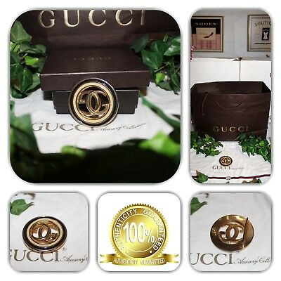 Chic-Gucci Belt Buckle! (Hard To Find)