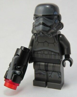 STAR WARS lego SHADOW STORMTROOPER empire army TROOPERS minifig 75079 sw603 NEW
