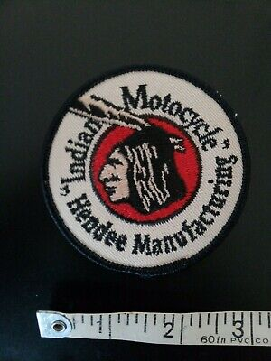Indian Motorcycle Hendee Manufacturing patch