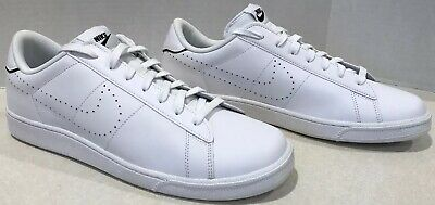 timeless design 1e2a0 a2c54 Nike TENNIS CLASSIC CS White   White-Black 683613 114 Men s Size 13 Brand  New