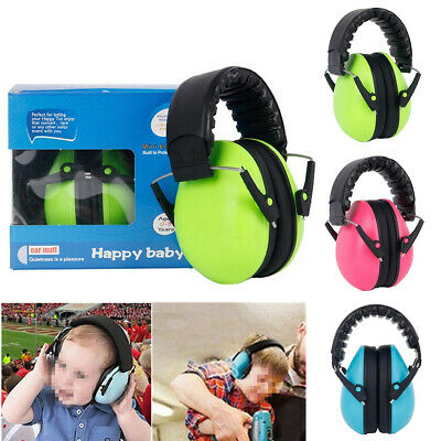 Kids Ear Muffs Hearing Protection Noise Reduction Children Ear Defenders