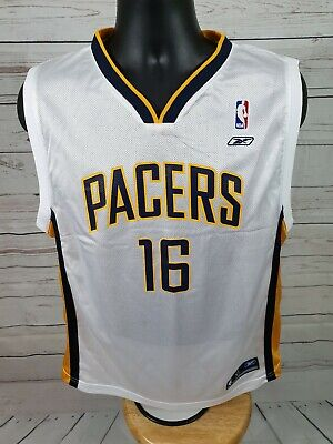 quality design a6de1 3a4f1 PRE-OWNED ~ STEPHEN Jackson Indiana Pacers #1 Reebok ...