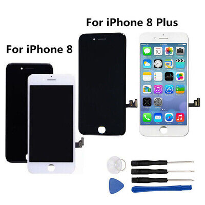 For iPhone 8 8 Plus OEM LCD Display Screen Touch Digitizer Assembly Replacment F