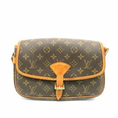 8a1416f03f05 Louis Vuitton LV Sologne Shoulder Bag M42250 Monogram Brown 1440