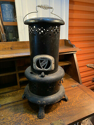 Vintage English Valor Junior No 56 Kerosene Heater