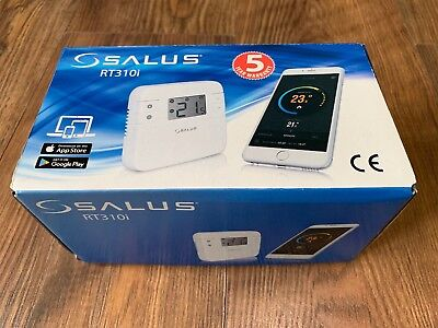 Salus RT310i INTERNET Smartphone controlled thermostat (5 YEARS WARRANTY)