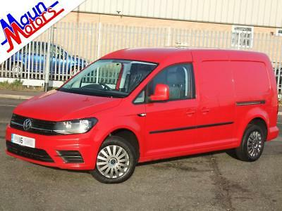 2016 Volkswagen Caddy Maxi C20 TDI 102PS, Trendline BlueMotion, Small Panel Van
