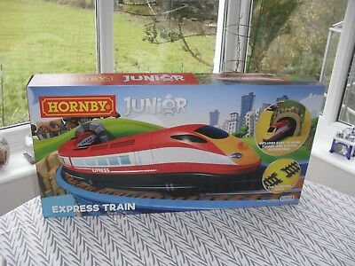 Hornby Junior Express Accessories. Empty Box.