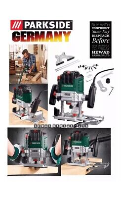 Parkside 1200W Electric Router