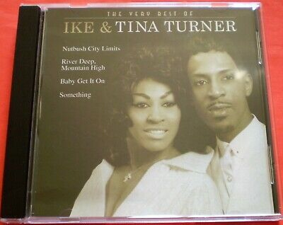 The Very Best Of Ike And Tina Turner CD music album singles hits Nutbush City