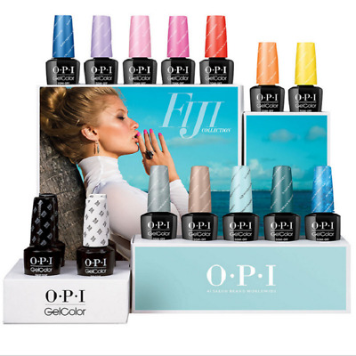 GelColor OPI Lacquer UV/LED Gel Collection Soak-Off Nail Polish Series 123 Color