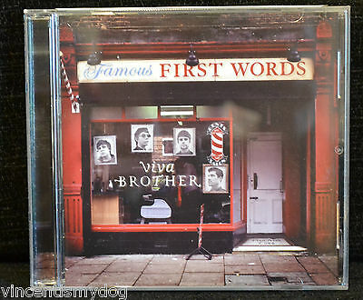 Viva Brother - Famous First Words (cd 2011)