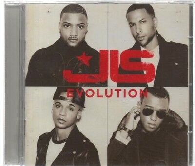 JLS - Evolution (CD 2012) brand new but not sealed