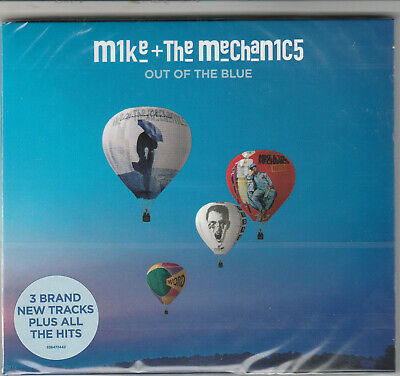 Mike + The Mechanics - Out Of The Blue - F. Sealed NEW CD Free 1st Class UK P&P