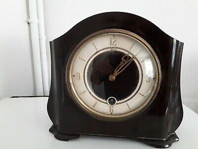 Smiths Bakelite Clock (Time Only )
