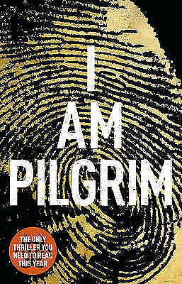 """""""AS NEW"""" I Am Pilgrim, Hayes, Terry, Book"""