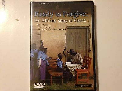 Ready to Forgive: An African Story of Grace by Mosaic Television (DVD) New