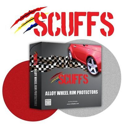 Silver Scuffs by Rimblades Alloy Wheel Rim Protectors/ Rim Guards/Rim Tape