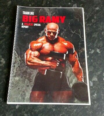 Train Like Big Ramy A FLEX Special Report UK  Bodybuilding and Fitness