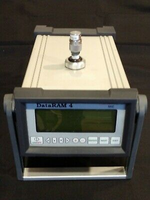 Thermo Anderson MIE DataRam 4 Particulate Aerosol Monitor DR-4000