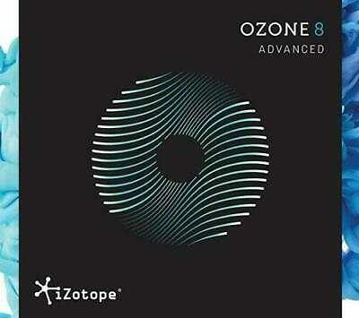 iZotope Ozone 8 Advanced | Digital Download | Windows | Download l Pre-Activated
