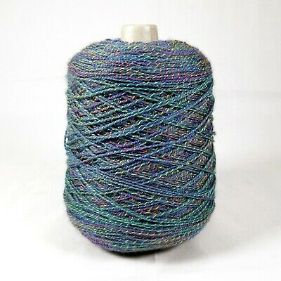 Denys Brunton Machine Knitting Yarn Cone - Magicolour Multi 15DT | 2 ply | 350g