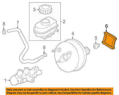 MAZDA NEW BRAKE Booster to Firewall Gasket ( Please See