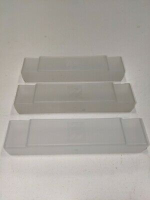 3 Pack of Official Super Nintendo Game Cartridge Cover for SNES Games