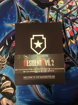 Official Resident Evil 2 S.T.A.R.S. Limited Edition Pin Badge (numskull)