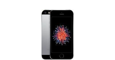 Apple iPhone SE 32GB Space Gray Total wireless + Straight talk + Tracfone Ready