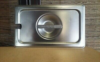 Vollrath Super Pan Slotted Lid Fourth # 75240