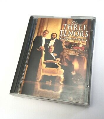 The Three Tenors - Christmas (minidsc voorbesleepd / pre recorded)