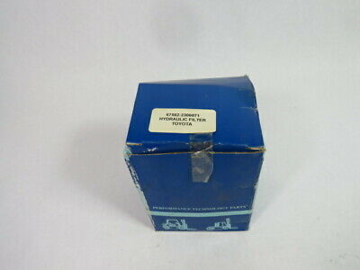 Performance Technology 67502-2300071 Hydraulic Filter for Forklift  NEW