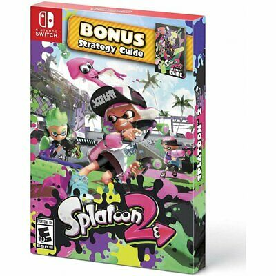 Splatoon 2 - Starter Edition COMPLETE! - Nintendo Switch -MINT COMDITION!-