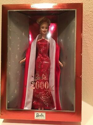 Barbie 2000 Collector Edition Doll Mattel Nib