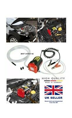 Ultimate Speed 12V B1 Oil /Diesel Suction and Transfer Pump *Same Day Dispatch*