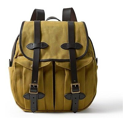 Filson Rucksack Backpack Bag Tan 70262 262 Authentic Brand New with tags
