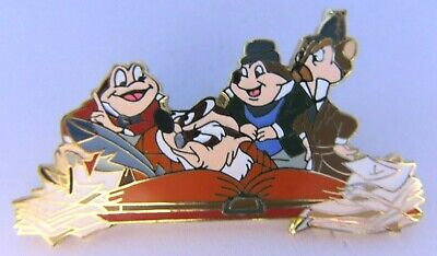 Disney Pin - WDW Mr. Toad and Friends 2000 LE 3500  #2676