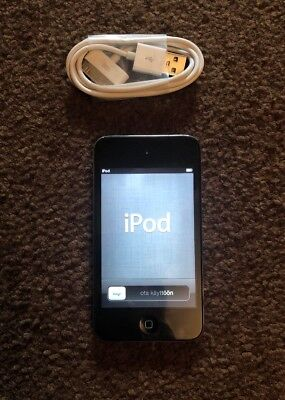 Apple iPod Touch 4th Generation 8GB Bundle *TESTED* GREAT