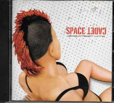 Space Cadet - Greatest Hits (CD) Excellent Condition!
